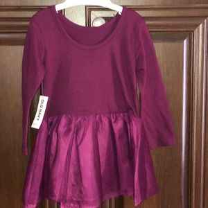Old navy dress NWT 18/24 months